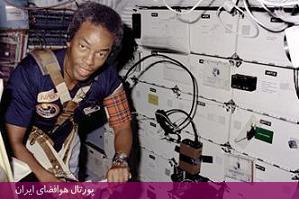 گویون بلوفورد، اولین سیاهپوست فضانورد در شاتل