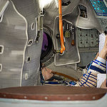 Expedition 44 Qualification Exams