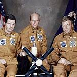 Prime Crew of the First Manned Skylab Mission