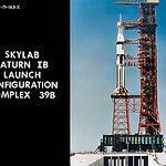 View of Skylab Saturn IB Launch Configuration Complex 39B