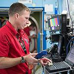 Expedition 42/43 Crew Trains for Station Mission