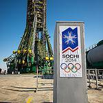 Expedition 38 Soyuz Launch Pad